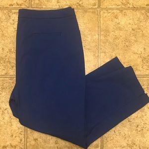 Dalia Pants - EUC plus size woman's ankle pants